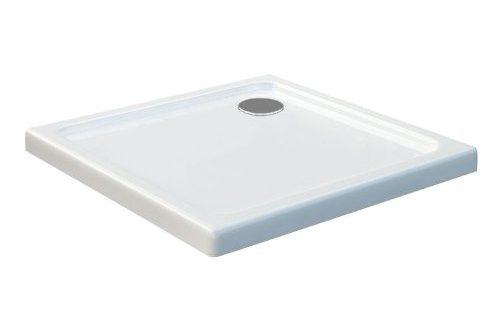 80x80 Duschtasse Duschwanne Extra Flach 50 mm Rechteck Weiss 500x330 - 80x80 Duschtasse Duschwanne Extra Flach 50 mm Rechteck Weiß
