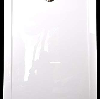 Art of Baan® Extra flache Duschtasse Duschwanne aus Acryl glatt Weiss 333x330 - Art-of-Baan® - Extra flache Duschtasse, Duschwanne aus Acryl, glatt Weiß Hochglanz; 140x80x3,5cm inkl. Ablaufgarnitur